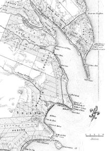 The Gaspé Area