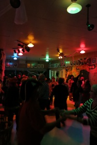 A full dance floor. (Gaspé Legion. Oct. 31, 2015. Photo Glenn Patterson)